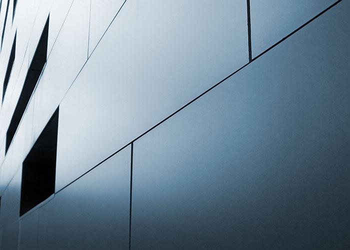 smaltatura metalli edilizia