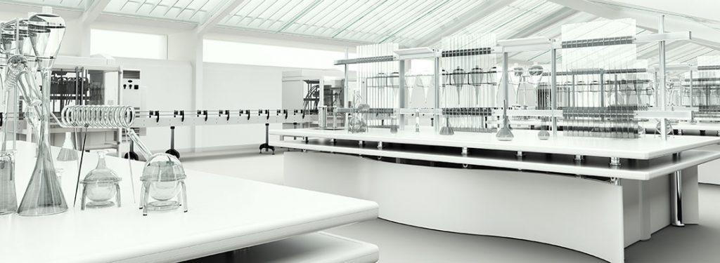 smaltatura mobili da laboratorio e medicali