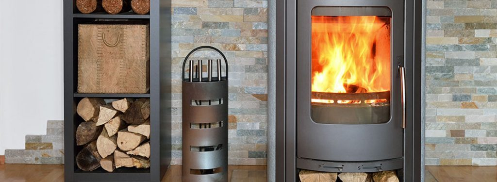 wood-burning stoves enamelling